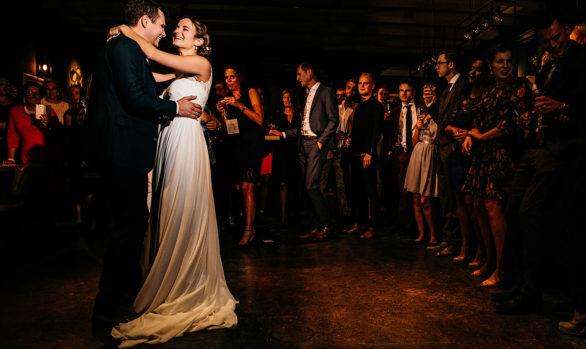 Rotterdamse bruiloft