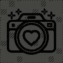 Full-time professioneel bruidsfotograaf