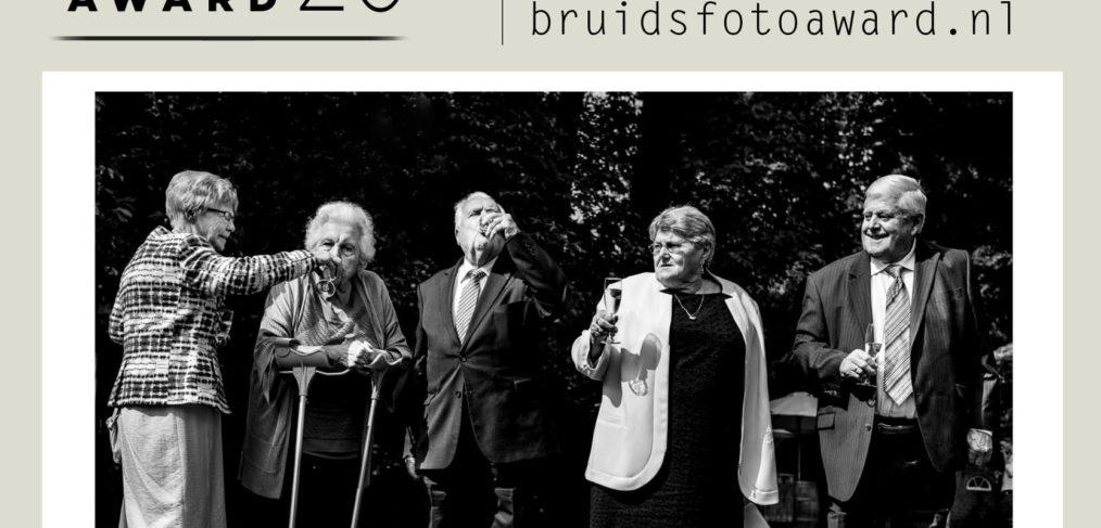 Bruidsfoto award winnaar Tessa Bruggink