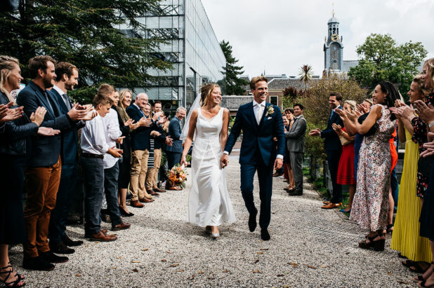 Bekijk deze heerlijke bruiloft in Leiden | Trouwfotograaf Leiden