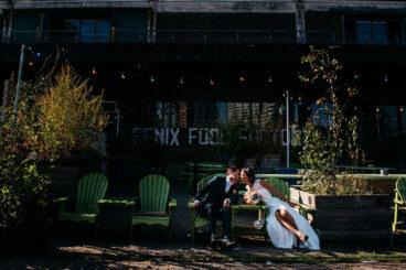 Fenix Food Factory (binnen en buiten)
