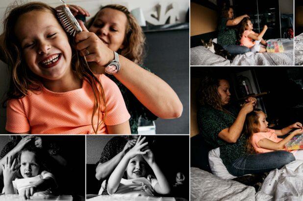 Ca. 100 foto's in een persoonlijke online galerij