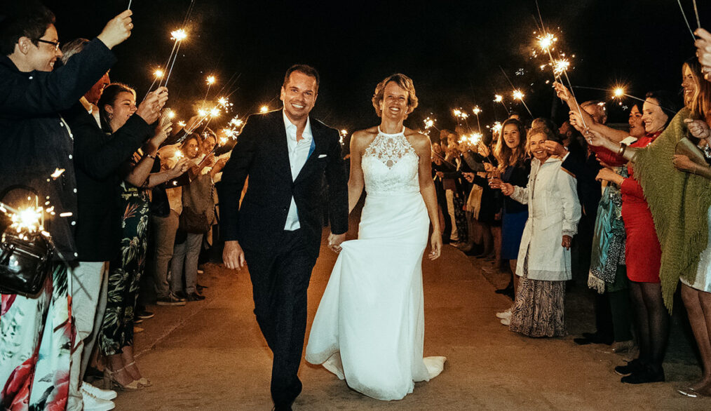 Sterretjes bruiloft