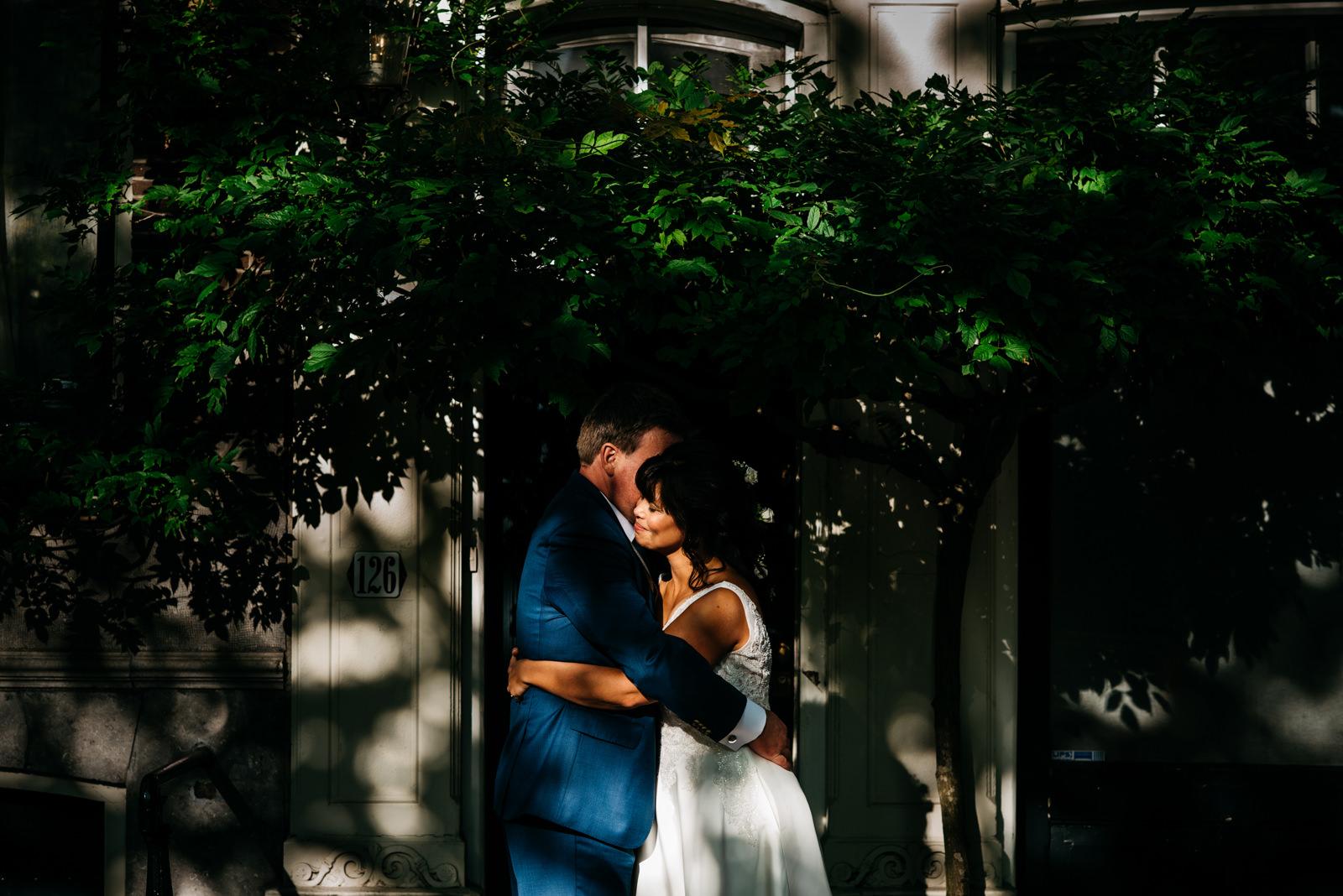 Bruidsfotograaf West-Indisch Huis
