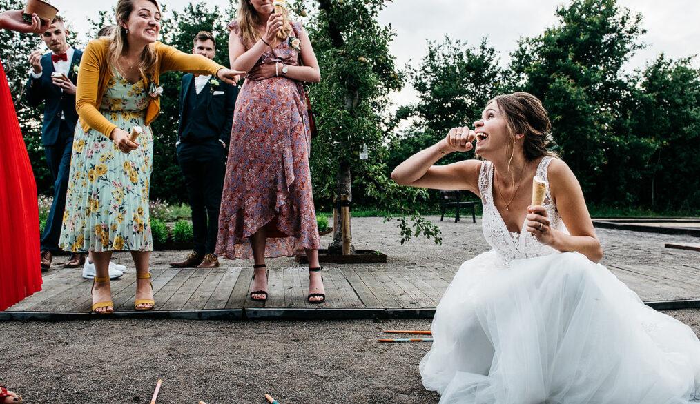 Spelletjes bruiloft